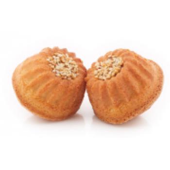 Кекс Вареная сгущенка бисквитный 2,5кг Комлево
