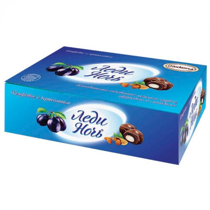 Набор конфет «Леди ночь» с черносливом, 350 г