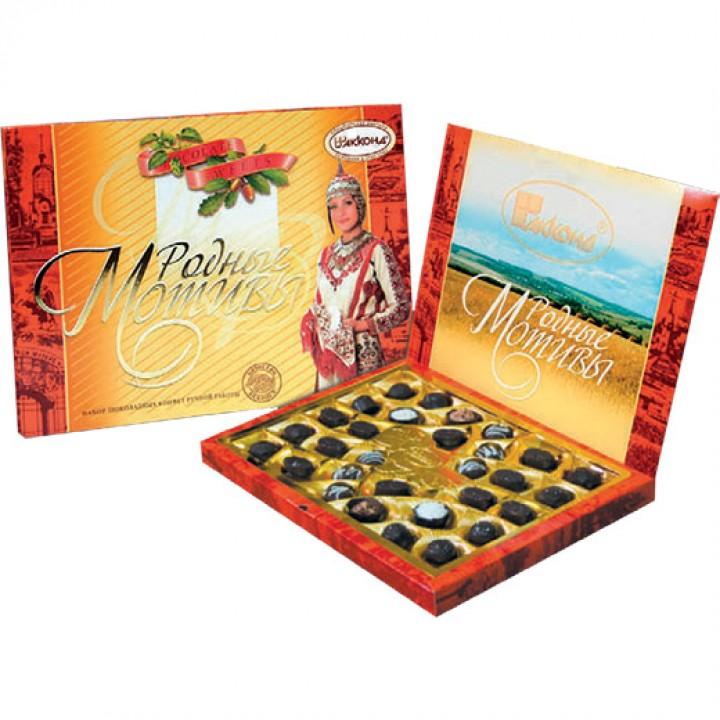 Набор конфет «Родные мотивы», 300 г