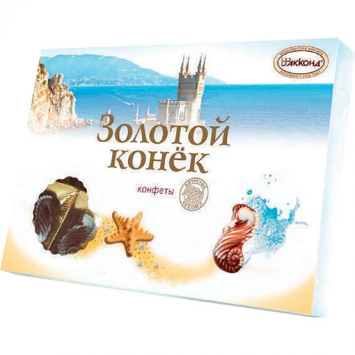 Набор конфет «Золотой конёк», 200 г