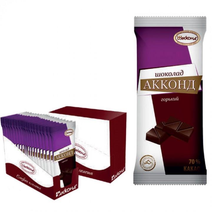 «Шоколад» горький