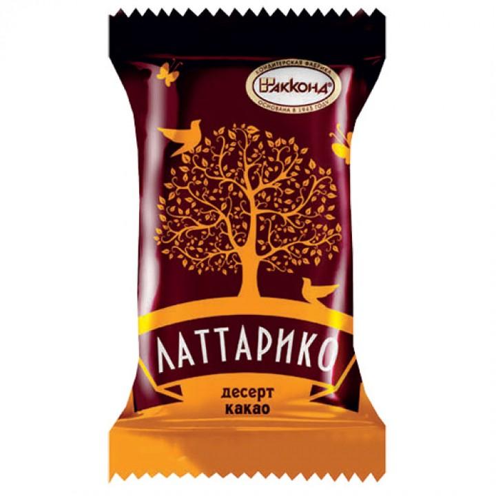 Десерт «Латтарико» какао