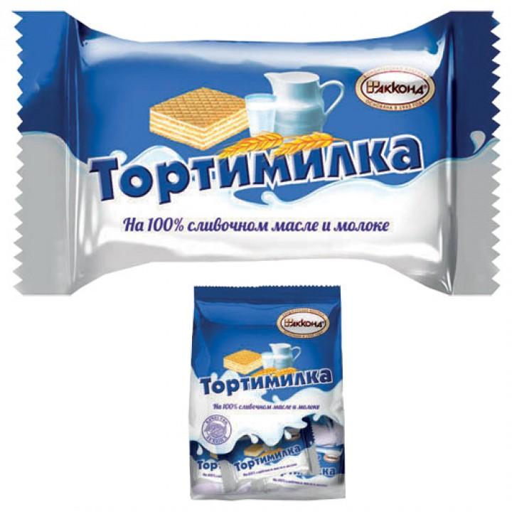Десерт «Тортимилка»