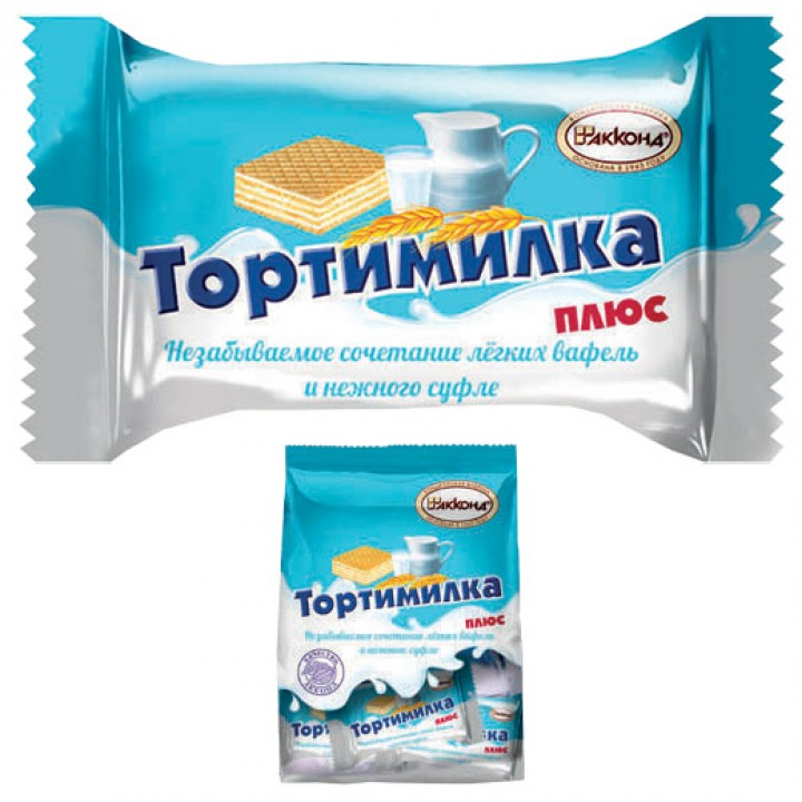 Десерт «Тортимилка плюс»