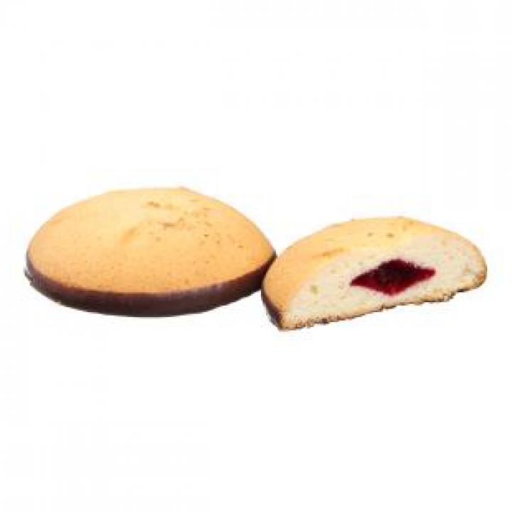 Печенье Бамбо с нач творог 2,5кг Ден-Трал