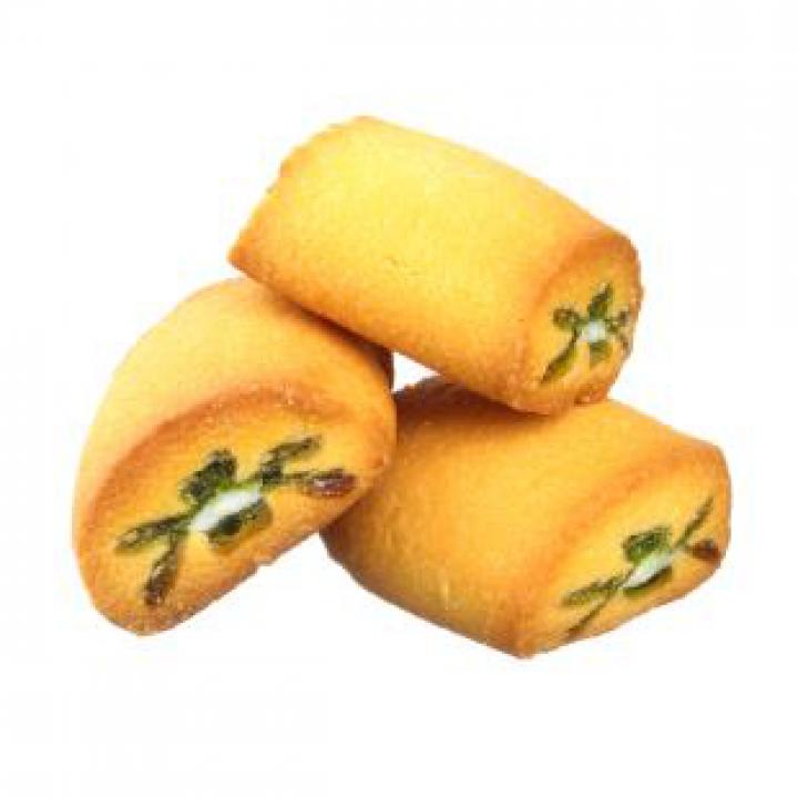 Печенье Беллонэ йогурт-зел яблоко 2кг ДенТрал