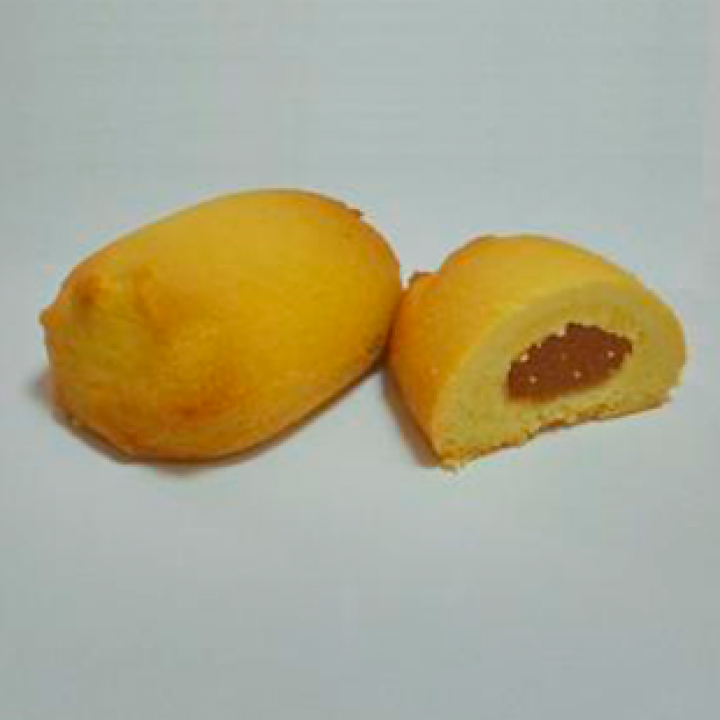 Печенье Чаки с нач кус лимона 2кг Ден-Трал