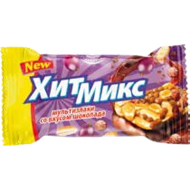 Конфеты ХИТМИКС с арах,со вк шоколада Невский кондитер