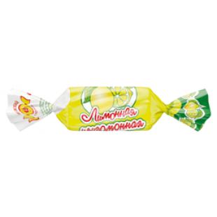 Карамель Лимонная-неугомонная с пом нач  Невский кондитер
