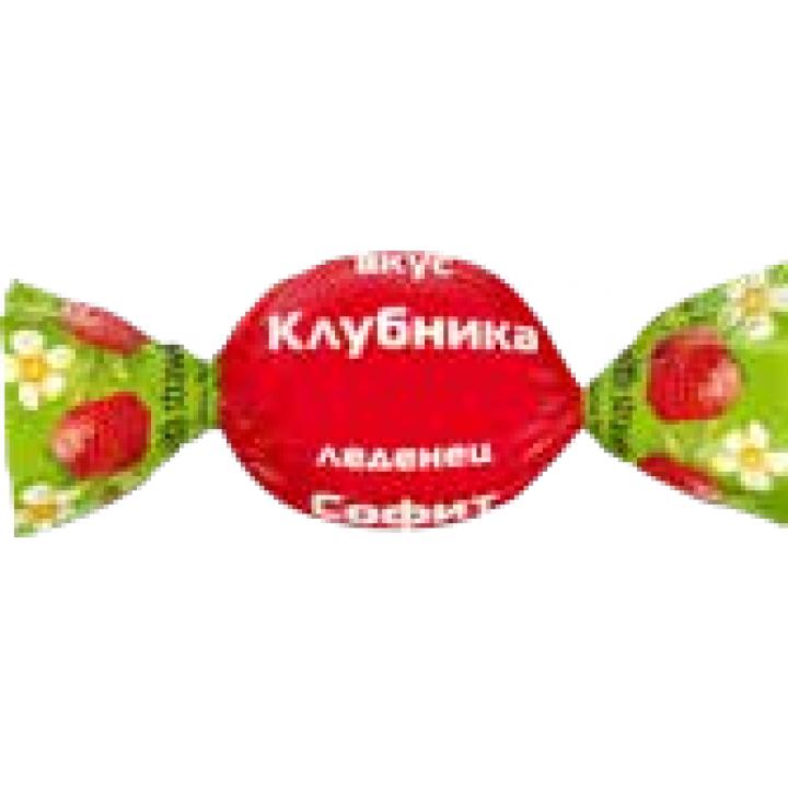 Карамель Софит леденц вкусом клубники Невский кондитер