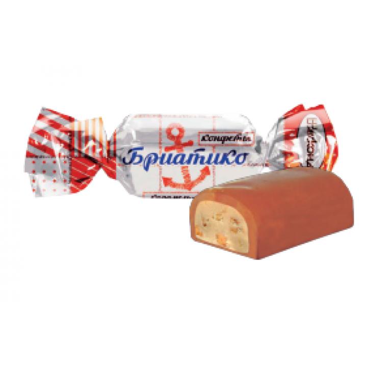 Конфеты Бриатико карамель-молоко Акконд