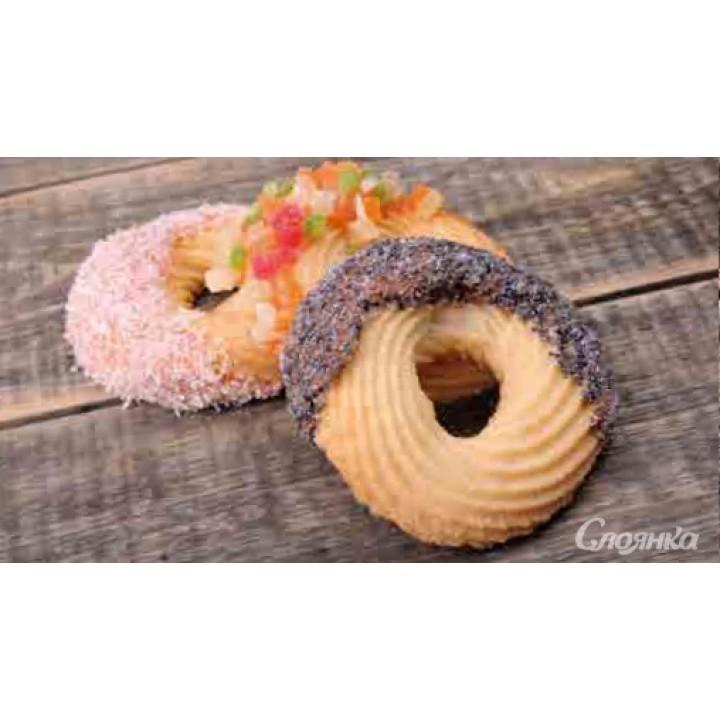 Печенье Песочные колечки