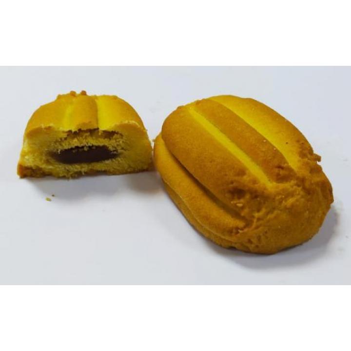 Печенье Шериме сгущенка 2кг Ден-Трал