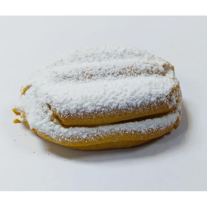Печенье Шериме творог 2кг Ден-Трал
