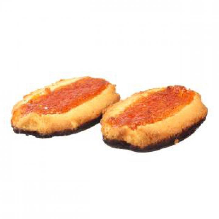 Печенье Паолино с нач апельсин 2кг ДенТрал
