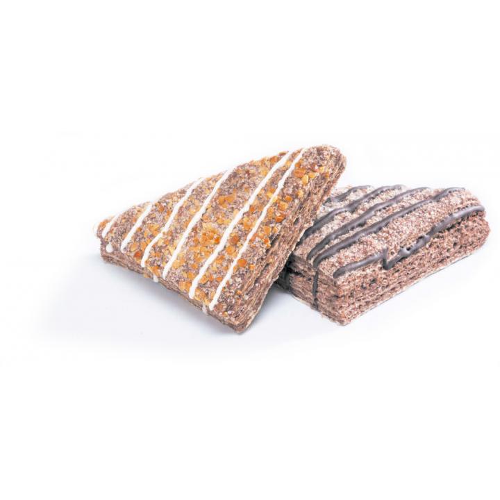 Печенье Тролли шоколадно-ореховые 3кг Паритет