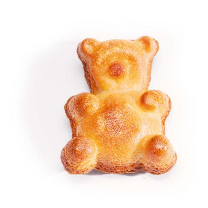 Кекс Медвежонок с ван кремом 2кг Паритет