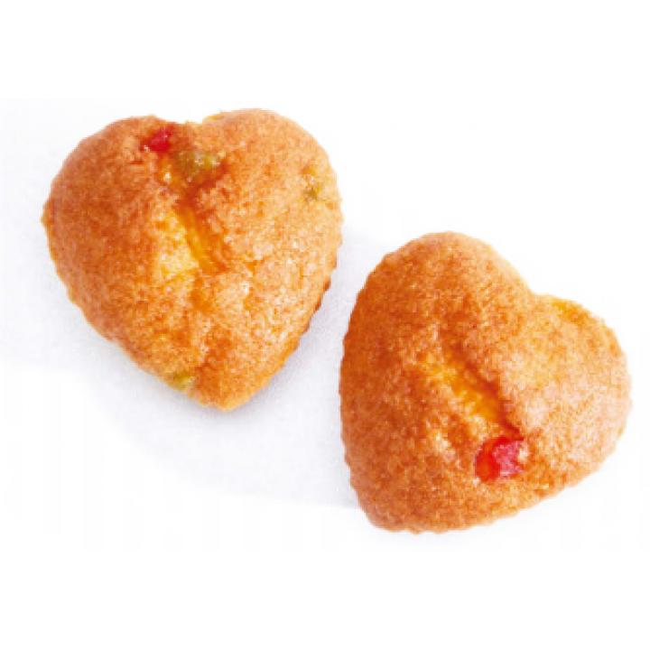Мини-кекс с цукатами Паритет